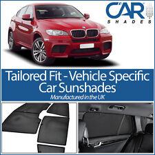 BMW X6 5 puertas 2008 en la Ventana de Coche Parasol Asiento de Bebé Niño Booster ciego UV