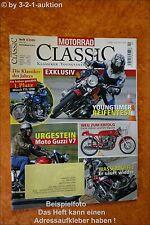 Motorrad Classic 4/06 Moto Guzzi Suzuki GT 750 Zündapp