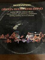 The Allman Brothers Band – Beginnings ~ ATCO SD 2-805 ~ 2 x Vinyl 1973