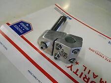 NOS Maurice MONGOOSE Polished Aluminum BMX Quill STEM 22.2 mm Cruiser Neck