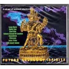 FUTURE SOUNDS OF INFINITY = Xpulsion/Cox/Chicane/Canabisis..=4CD= TRANCE AMBIENT
