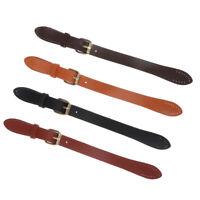 Sew On Leather Shoulder Bag Straps Replacement Handbag Purse Handle DIY Bag