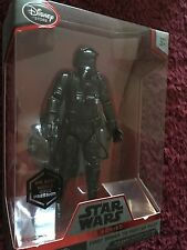Star Wars  elite series first order tie-fighter  pilot 6 inch die-cast  figure