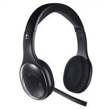 Auriculares Logitech de control de volumen