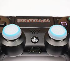 2 x claramente azul joystick thumbstick kappenl brilla ps4 Xbox Controller