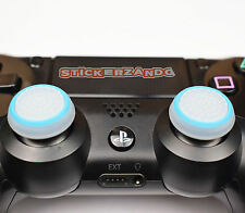 2 X BLU CHIARO Joystick Thumbstick kappenl si illumina ps4 ps3 xbox controller