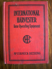 IH Farmall International Mccormick No. 23 General Line Catalog