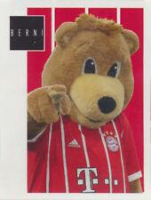 BAM1718 - Sticker 10 - Maskottchen - Panini FC Bayern München 2017/18