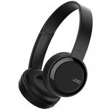 JVC Has40btbe Foldable Bluetooth on Ear Headphones Black