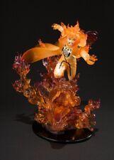 Naruto Zero Official Minato Kurama Mode Relation Statue Bandai Tamashii Nations