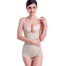 Damen schlankmachend Mieder Bauch Body Shaper Figurformend Body Unterwäsche