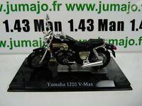 SB14A MOTO 1/24 Super Bikes atlas : YAMAHA 1200 V-MAX