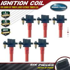 Ignition Coil for Subaru B9 Tribeca Legacy Outback Tribeca H6 3.0L EZ36D UF-287