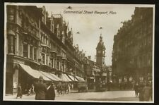 Wales Mon NEWPORT Commercial St RP PPC