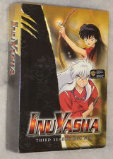 InuYasha - Complete Season Series Three 3 - DVD Box Set - NEW & SEALED Inu Yasha