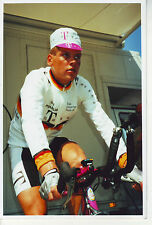 CYCLISME ULLRICH  T.MOBILE  **TOUR DE FRANCE ** PHOTO 15 X 10 CM QUALITE PRO
