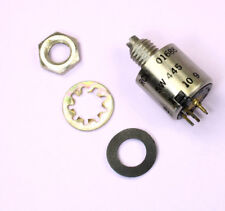 1pc RCL  SW 445 Single-pole 5-position Rotary Switch with Hardware
