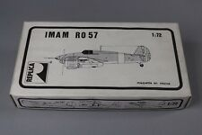 ZC171 Replica Maquette Avion Militaire 1/72 Imam RO 57 Résine