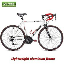 "GMC Denali Road Bike 21-Speed 22.5"" Aluminum Frame Men Bicycle Shimano Sport New"