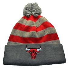 Chicago Bulls NBA Mitchell & Ness Speckled Beanie