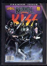 Rock N Roll Comics #1 KISS 1990 Revolutionary Comics See Images! Great Gift Idea