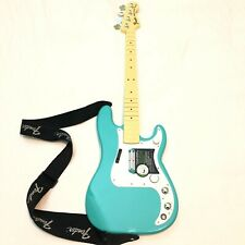 Xbox 360 Rock Band 2 Wireless Fender Precision Bass Guitar Seafoam Green