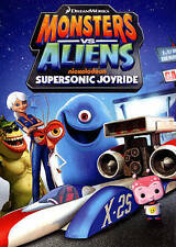 Monsters Vs Aliens: Supersonic Joyride DVD