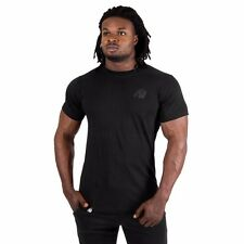 Gorilla Wear Bodega T-Shirt Black Schwarz Bodybuilding Fitness