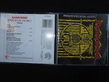 RARE CD HAWKWIND / SPACE RITUAL / VOLUME 2 /
