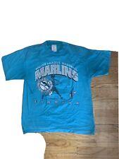 florida Marlins vintage xl tshirt 1993
