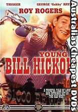 Young Bill Hickok DVD NEW, FREE POSTAGE WITHIN AUSTRALIA REGION ALL