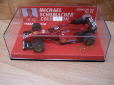 Minichamps F1 1:43 Ferrari F 310 Michael Schumacher Collection, Edition 43,Nr.26