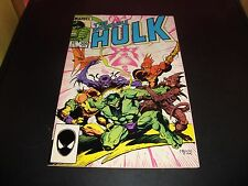 The Incredible Hulk 306 Marvel Comic Book 1985 NM Condition (9.0) HIGH GRADE