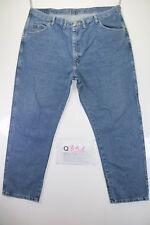 Wrangle Regular fit  Big Size  (Cod.Q331) Tg58  W44  L30  jeans usato.