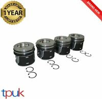 TRANSIT CONNECT PISTON PISTONS 1.8 90/100/110/115PS TDCI 14.8.06 on SET 4 STD
