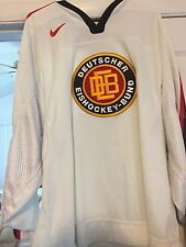 Iihf 1999 U18 Svend Wiele German Junior National Team Game Worn Hockey Jersey