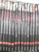 Auswahl Manara Werkausgabe # 1 - 18 ( Panini Hardcover ) NEUWARE
