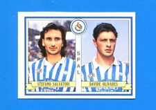 CALCIATORI PANINI 1992-93 - Figurina-Sticker n. 474 -SALVATORI-OLIVA PESCARA-New