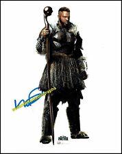 Winston Duke M'Baku Black Panther Avengers Infinity War Autograph UACC RD 96