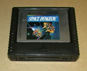 Space Dungeon for Atari 5200 Fast Shipping! Authentic