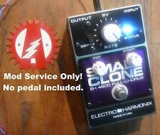 Mod Service: Electro-Harmonix Small Clone Chorus Effect Alchemy Audio (No Pedal)