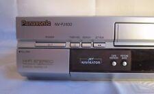 VHS Videorecorder Panasonic NV-FJ630, Fernbedienung, Hifi Stereo, Multi System