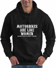 Hooded Biker Regular Hoodies & Sweats for Men
