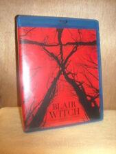 Blair Witch (Blu-ray Disc, 2017) James Allen McCune Callie Hernandez Corbin Reid