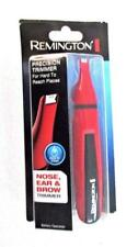 Remington ND3150CDN Pocket Size Battery Operated Travel Nose Ear Trimmer,...