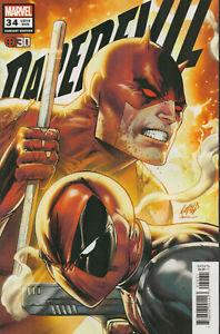 Daredevil Nr. 34 (2021), Variant Cover B, Neuware, new