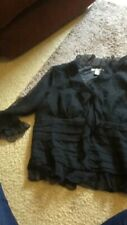 Zbd design black blouse 16
