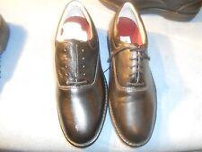 Kf Ltd. 8D Men's Black  Shoes SHARP Leather uppers dress 77400 super light