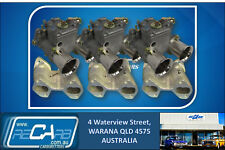 BMW M30 6Cyl CHAIN DRIVE GENUINE Triple WEBER 45 DCOE Side-draft Carburettor Kit
