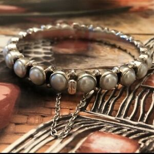 Silpada Sterling Silver 925 Sunken Treasure Bracelet B2909